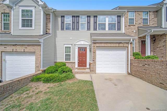 7207 Gallery Pointe Lane #125, Charlotte, NC 28269 (#3664107) :: Johnson Property Group - Keller Williams