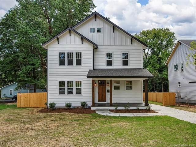 3022 Carol Avenue, Charlotte, NC 28208 (#3664502) :: LePage Johnson Realty Group, LLC