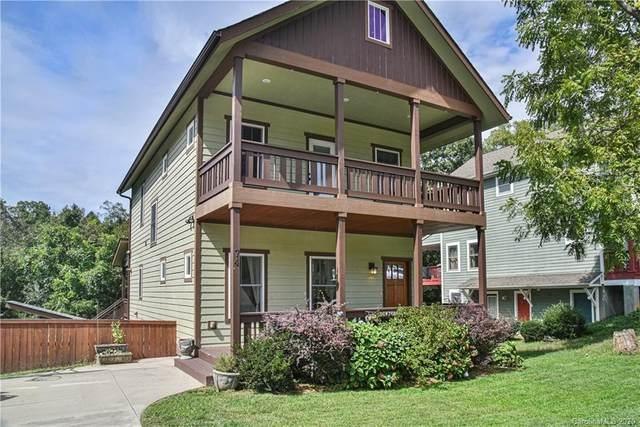74 Barnard Avenue, Asheville, NC 28804 (#3664783) :: High Performance Real Estate Advisors
