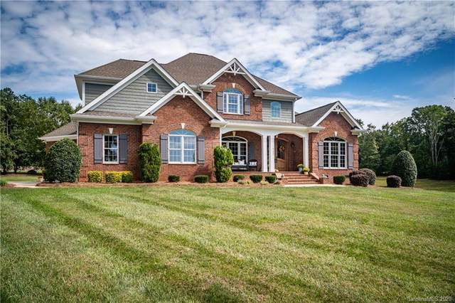 4195 King Wilkinson Road, Lincolnton, NC 28092 (#3664938) :: Miller Realty Group