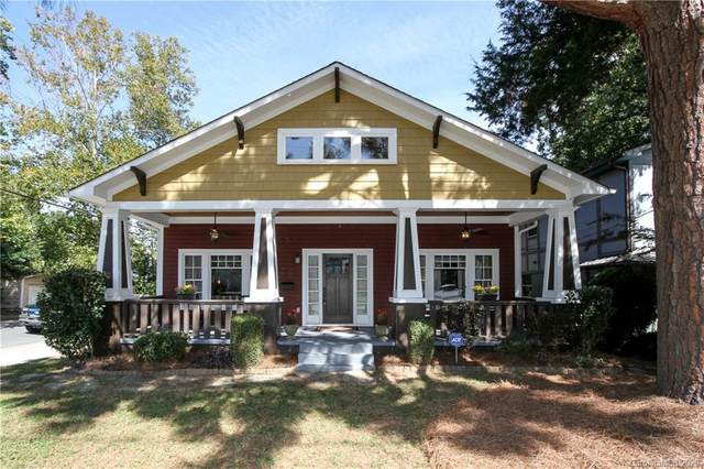 3601 Oakwood Avenue, Charlotte, NC 28205 (#3664993) :: The Downey Properties Team at NextHome Paramount