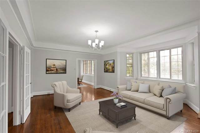 301 W 10th Street #205, Charlotte, NC 28202 (#3665092) :: Stephen Cooley Real Estate Group