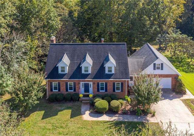 2610 Fines Creek Drive, Statesville, NC 28625 (#3665306) :: Stephen Cooley Real Estate Group