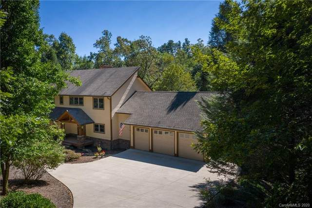 110 Quail Cove Road, Lake Lure, NC 28746 (#3665313) :: IDEAL Realty