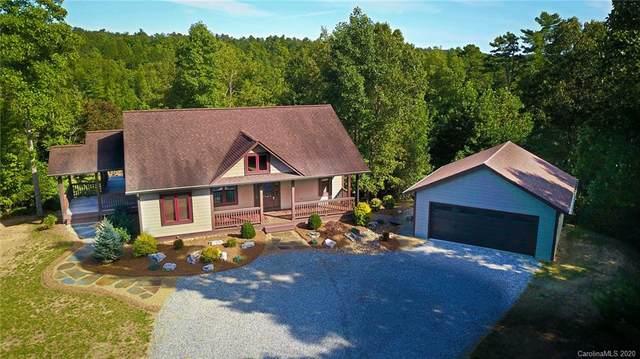 1363 Round Mountain Parkway, Lenoir, NC 28645 (#3665397) :: LePage Johnson Realty Group, LLC
