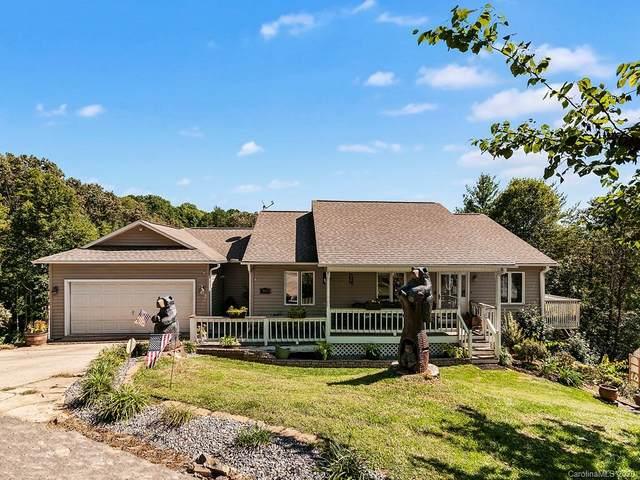 599 Oak Ridge Drive, Clyde, NC 28721 (#3665773) :: Miller Realty Group