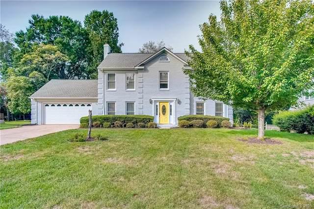 12330 Henderson Hill Road, Huntersville, NC 28078 (#3665886) :: Homes Charlotte