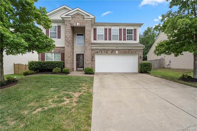3515 Dominion Green Drive #13, Charlotte, NC 28269 (#3665906) :: Johnson Property Group - Keller Williams