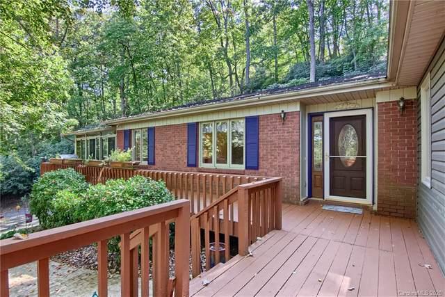 501 Oakwilde Drive, Hendersonville, NC 28791 (#3665986) :: MartinGroup Properties
