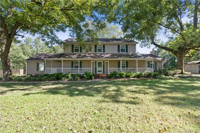 3290 Dunns Mountain Road, Salisbury, NC 28146 (#3666190) :: LePage Johnson Realty Group, LLC