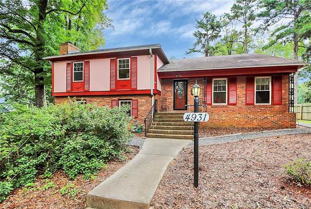 4931 Coronado Drive, Charlotte, NC 28212 (#3666351) :: High Performance Real Estate Advisors
