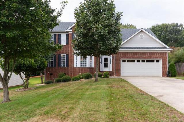 7003 Sweetfield Drive, Huntersville, NC 28078 (#3666691) :: The Downey Properties Team at NextHome Paramount