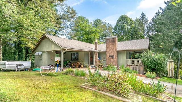 28 Bass Lake Drive, Pisgah Forest, NC 28768 (#3666755) :: Keller Williams Professionals