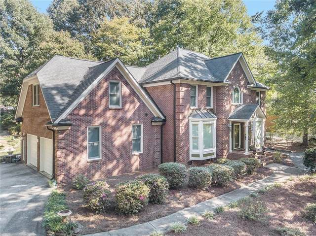 4679 Homestead Place, Matthews, NC 28104 (#3666763) :: Mossy Oak Properties Land and Luxury