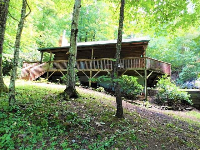 27 Birch Road, Maggie Valley, NC 28751 (#3667042) :: Mossy Oak Properties Land and Luxury