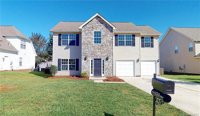 3351 Kingshire Way, Lake Wylie, SC 29710 (#3667347) :: LePage Johnson Realty Group, LLC
