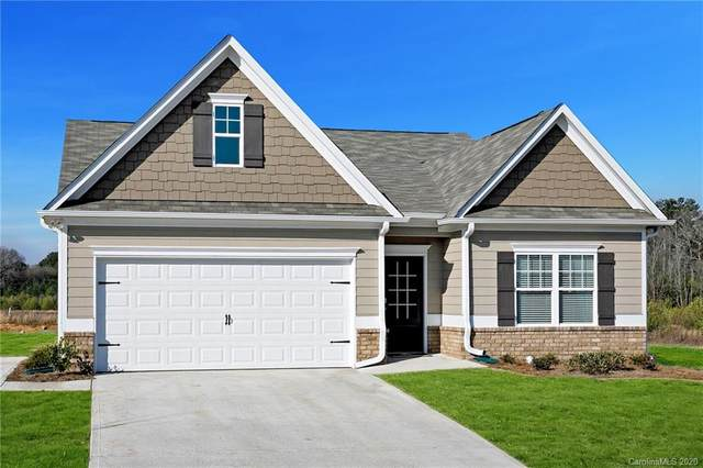 12345 Trinity Crossing Circle #9, Kannapolis, NC 28081 (#3667401) :: High Performance Real Estate Advisors