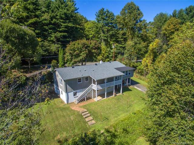 708 Christian Creek Road, Swannanoa, NC 28778 (#3667582) :: Austin Barnett Realty, LLC