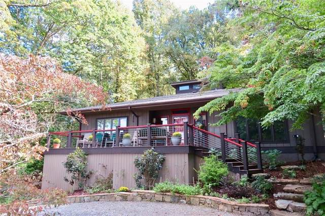 16 Douglas Circle, Pisgah Forest, NC 28768 (#3667669) :: High Performance Real Estate Advisors