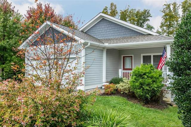 9 Little Fox Lane, Fletcher, NC 28732 (#3667692) :: Carlyle Properties