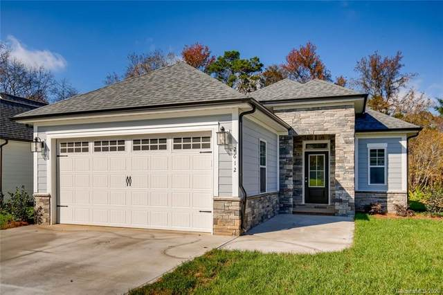 2612 Poplar Cove Drive Lot 2, Concord, NC 28027 (#3667777) :: Rowena Patton's All-Star Powerhouse