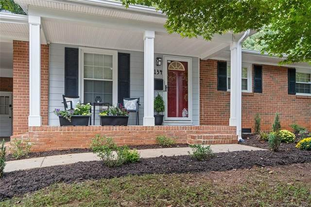134 Wyanoke Avenue, Charlotte, NC 28205 (MLS #3667803) :: RE/MAX Journey