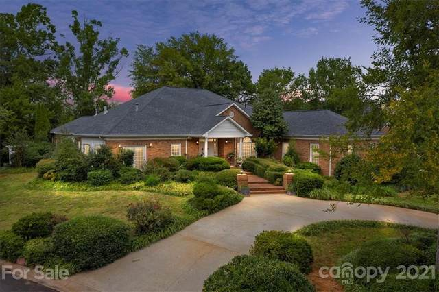 5400 Tanglewood Drive, Monroe, NC 28110 (#3667837) :: LePage Johnson Realty Group, LLC