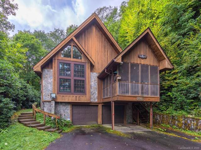 25 Buckeye Haven Road, Maggie Valley, NC 28751 (#3667932) :: Keller Williams Professionals