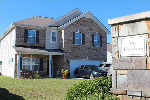 10624 Kempsford Drive, Charlotte, NC 28262 (#3668329) :: High Performance Real Estate Advisors