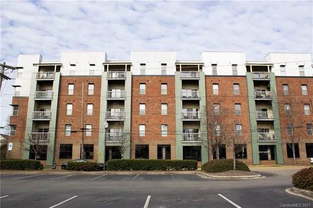 630 Calvert Street #412, Charlotte, NC 28208 (#3668703) :: Puma & Associates Realty Inc.