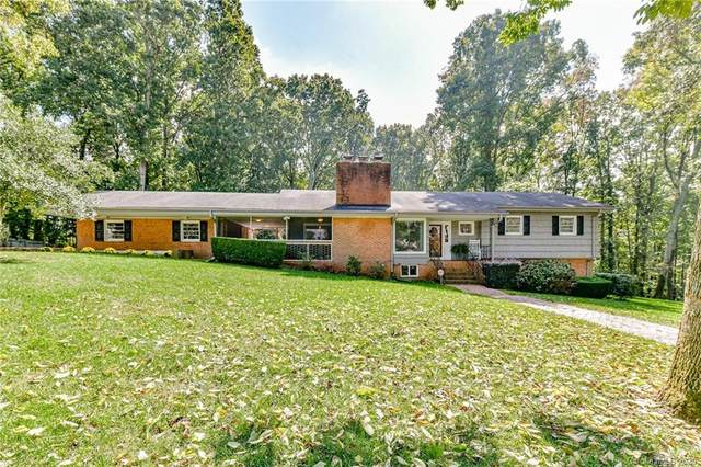 4200 Garvin Drive, Charlotte, NC 28269 (#3668710) :: LePage Johnson Realty Group, LLC