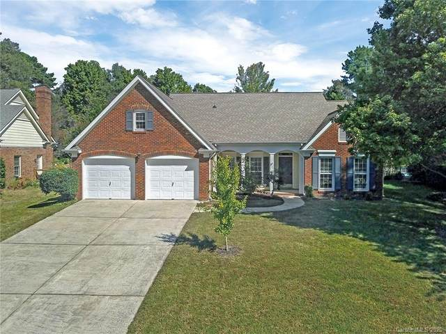 1221 Matthews Plantation Drive, Matthews, NC 28105 (#3668717) :: LePage Johnson Realty Group, LLC