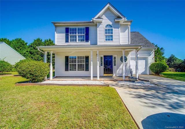 7410 Sparkleberry Drive, Indian Trail, NC 28079 (#3668729) :: LePage Johnson Realty Group, LLC