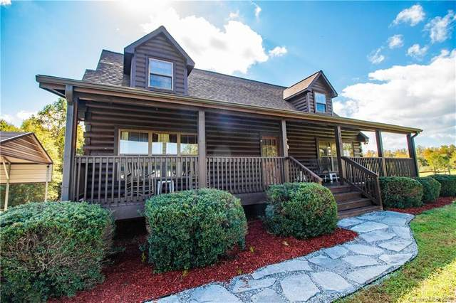 1367 Union Grove Road, Harmony, NC 28634 (#3668828) :: LePage Johnson Realty Group, LLC