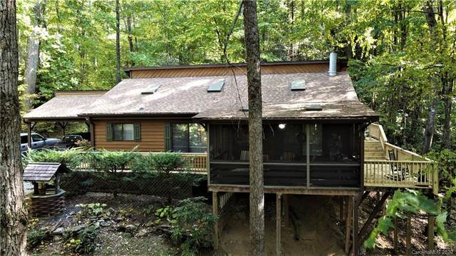 127 Frost Ridge Road, Maggie Valley, NC 28751 (#3668851) :: IDEAL Realty