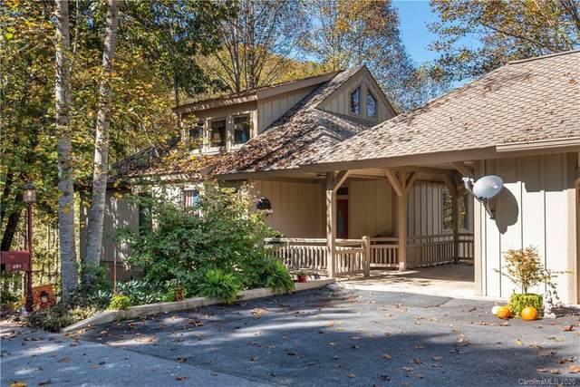 281 Bob White Loop, Waynesville, NC 28786 (#3668860) :: High Performance Real Estate Advisors
