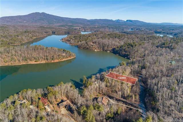 Lot 144 High Trail Drive #144, Nebo, NC 28761 (#3668995) :: High Performance Real Estate Advisors