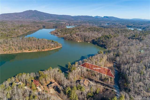 Lot 145 High Trail Drive #145, Nebo, NC 28761 (#3669017) :: High Performance Real Estate Advisors