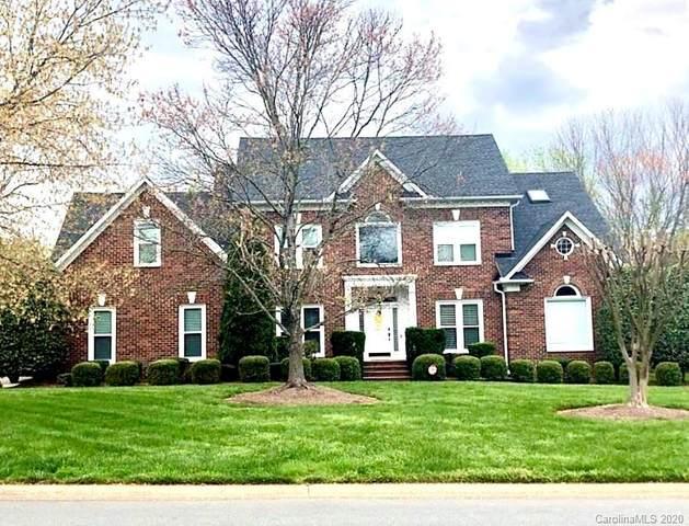11810 Pine Valley Club Drive, Charlotte, NC 28277 (#3669067) :: High Performance Real Estate Advisors