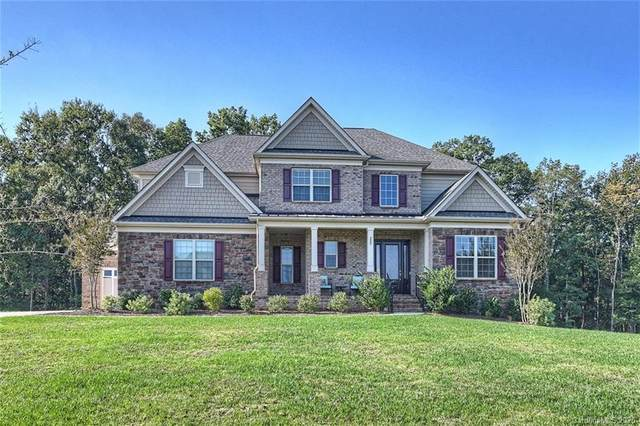 229 Walkers Bluff Court, Waxhaw, NC 28173 (#3669080) :: Burton Real Estate Group