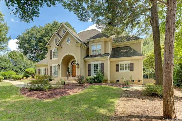 6131 Providence Country Club Drive, Charlotte, NC 28277 (#3669120) :: High Performance Real Estate Advisors