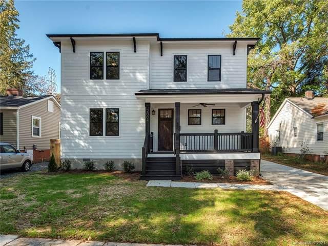 2716 Morson Street B, Charlotte, NC 28208 (#3669267) :: LePage Johnson Realty Group, LLC