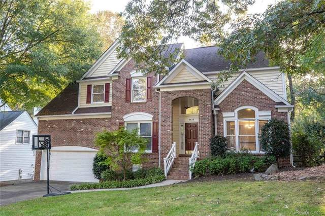 8425 Summerfield Lane, Huntersville, NC 28078 (#3669398) :: MartinGroup Properties