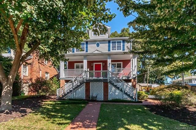1821 Hall Avenue, Charlotte, NC 28205 (#3669508) :: Caulder Realty and Land Co.