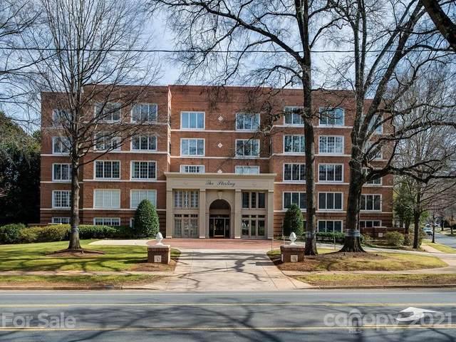 2445 Selwyn Avenue #103, Charlotte, NC 28209 (#3669708) :: Exit Realty Vistas