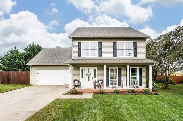101 Carmel Hills Drive, Gastonia, NC 28056 (#3669927) :: High Performance Real Estate Advisors