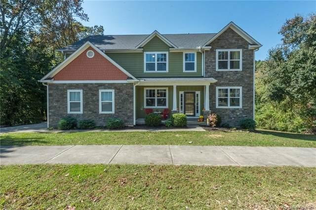 63 Lakeway Drive, Mills River, NC 28759 (#3669949) :: LePage Johnson Realty Group, LLC