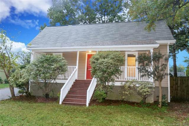 3023 Mcdowell Street, Charlotte, NC 28205 (#3669995) :: LePage Johnson Realty Group, LLC