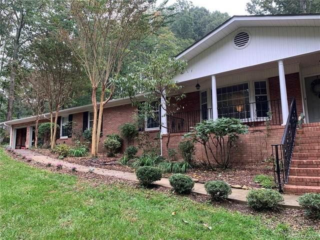 527 Lynderhill Lane, Matthews, NC 28105 (#3670082) :: High Performance Real Estate Advisors