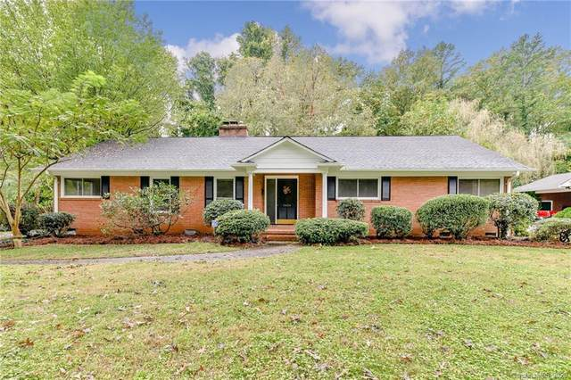 3434 Country Club Drive, Charlotte, NC 28205 (#3670248) :: LePage Johnson Realty Group, LLC